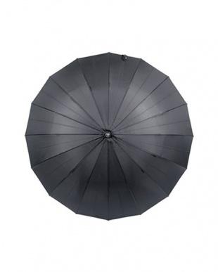 ナイトブラック 耐風傘 煌-kiramekiを見る