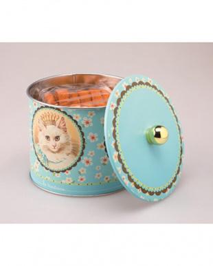 ラ・トリニテーヌ クッキー詰め合わせ バレル缶/アニマルを見る