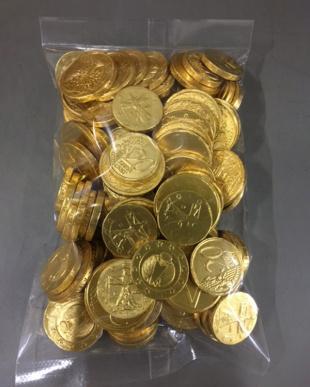 コインチョコ 徳用袋 2個セットを見る