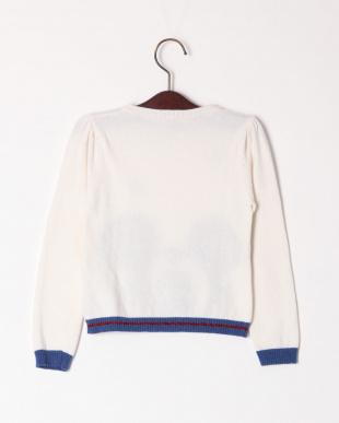 シロ  ミッキーセーターを見る