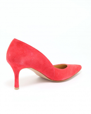 RED SUEDE PUMPSを見る