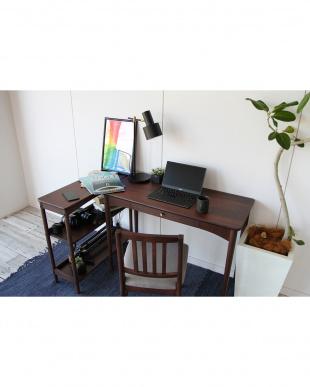 ブラウン Simple Desk 1000を見る