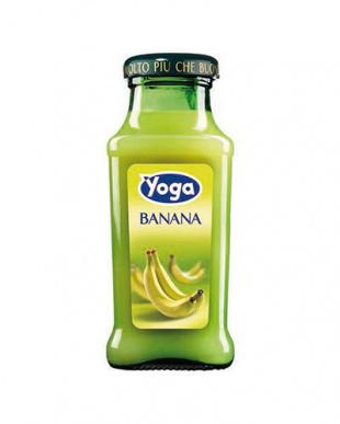 ヨーガ スッコ・ディ・バナナ 200mL 瓶 12本セットを見る