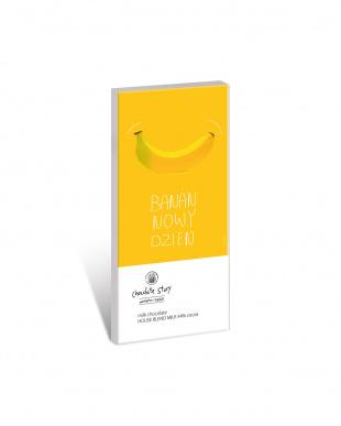 ポーランド発!オシャレなパッケージとメッセージで大人気チョコレートタブレット/バナナ、ラスベガス、音楽を見る