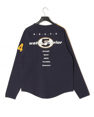 NAVY SUPER HEAVY RBV 34 LONG T-SHIRTを見る