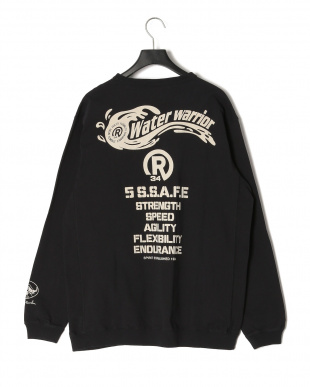 BLACK RBV WW  RIBBED LONG T-SHIRTを見る