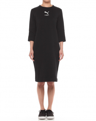 PUMA BLACK NU-TILITY スウェットドレスを見る