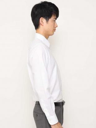 ホワイト ドビーシャツ[WEB限定サイズ] a.v.v HOMMEを見る