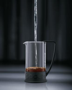 オフホワイト ブラジル フレンチプレスコーヒーメーカー 1.0Lを見る