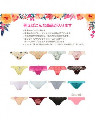 アソート AMO FUKUBUKURO 14-3 ストリング(Tバックショーツ) 単品5点入り福袋/Mサイズ_5,000円相当を見る