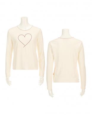 ホワイト AMSTDW01 Top17 JX  ウィメンズウェア グラフィックTシャツ(Top17)を見る