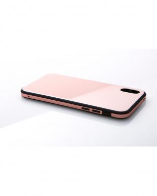 ピンク Hybrid Case UNIO for iPhone Xを見る