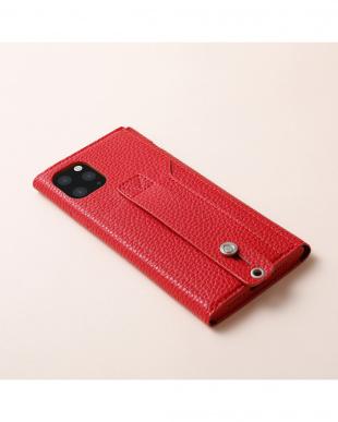 レッド clings  Slim Hand Strap Case for iPhone 11を見る