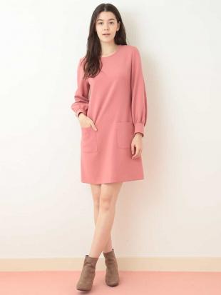 ピンク 【メディア着用】定番 TOILE DOUBLE ドレス TARA JARMONを見る