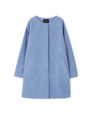 ブルー ◆ノーカラージップコート BOSCHを見る