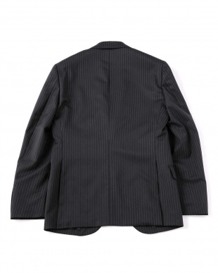 ネイビー RG クリアピンストライプジャケット ナノ・ユニバースメンズ(オリジナル)を見る