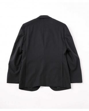 ブルー SL REDA ドビーピンストライプジャケット ナノ・ユニバースメンズ(オリジナル)を見る