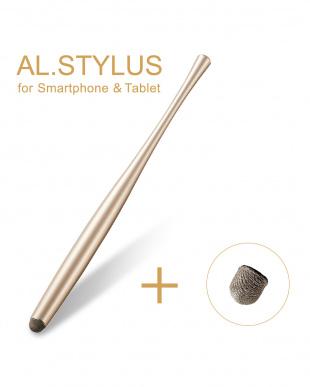 「スマートフォン・タブレット用タッチペン」「スタンド機能付きスマホリング(ネコ)」を見る