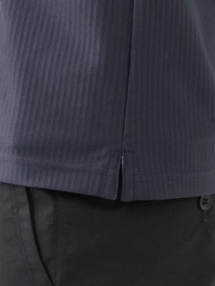 ホワイト ホリゾンカラーストレッチシャツ MK MICHEL KLEIN hommeを見る