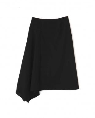 ブラック クリアボンディングスカート アドーアを見る