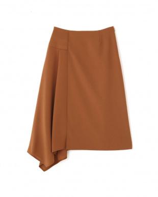 ブラウン クリアボンディングスカート アドーアを見る