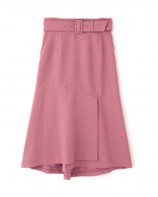 ピンク フレアヘムミディスカート PINKY & DIANNEを見る