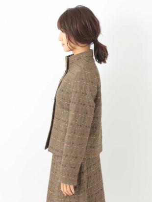 パープル カラーデザインジャケット GIANNI LO GIUDICEを見る