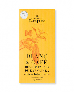 コーヒーホワイトチョコ 85g 4個セットを見る