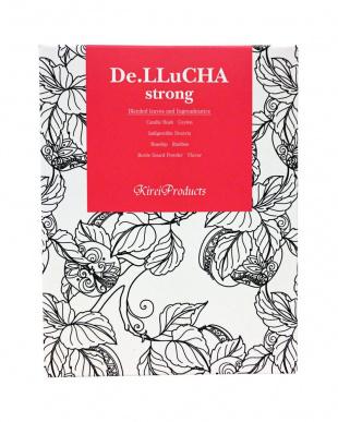 [生きてる乳酸菌と食物繊維で腸内美活] 薬膳茶 デ・ルー茶ストロングを見る