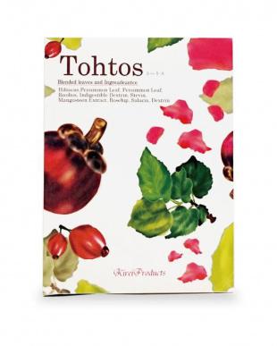 [スイーツ好き女子のための抗糖化&ビューティサポート] Tohtosを見る