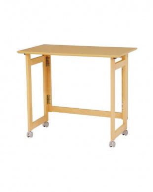 折りたたみテーブルを見る