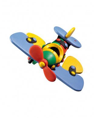 ミックオーミック プラモデル 飛行機2種セットを見る