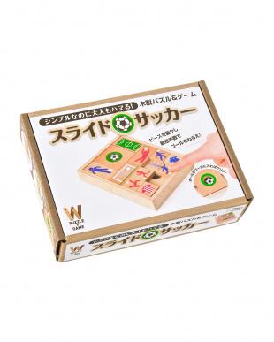 木製パズル&ゲーム3種セット スライドサッカー/ジャンピングツリー/ゆらゆらバランスを見る