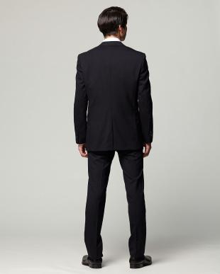 ネイビー 紳士スーツ ナローモデルを見る