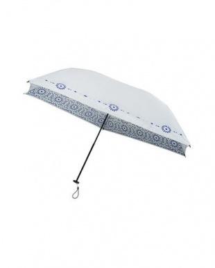 モロッカン 晴雨兼用傘ヒートカットライトを見る