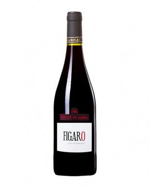『毎日の食事を彩るデイリーワイン フィガロ』 赤白2本セットを見る