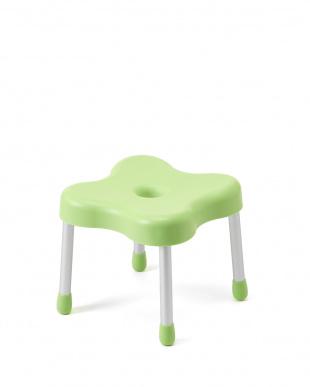 グリーン/ホワイト Revolc<レボルク>シャワーチェアSS & RETTO<レットー>湯手おけセットを見る