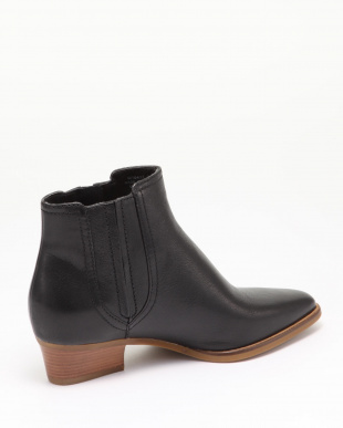 HADLYN BOOTIE:BLACK LEATHERを見る