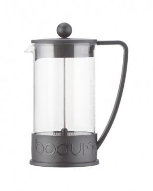ブラック ブラジル フレンチプレスコーヒーメーカー 350mLを見る