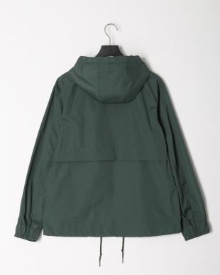 グリーン TCウエザーフードジャケットを見る