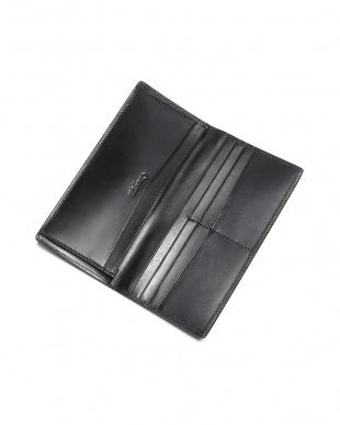 ブラック アマデオ レザー 二つ折り 長財布を見る