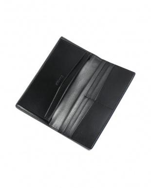 ネイビー アマデオ レザー 二つ折り 長財布を見る