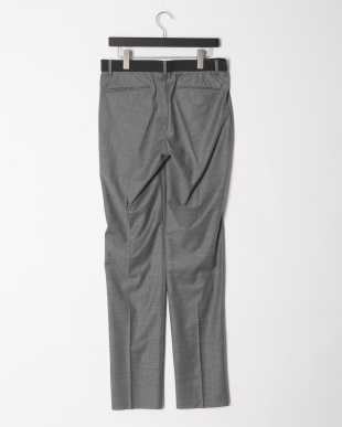 md gry NUMBER.M:WOL STRETCH SIDE LINEを見る