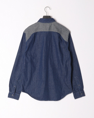 Eclectic Denim GB AF LS Mumford Dnm Shirt Eclectを見る