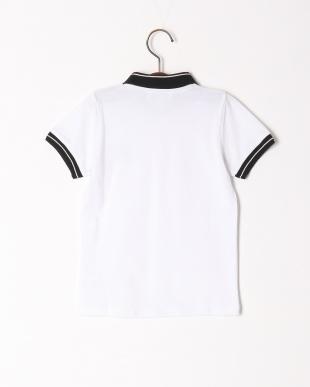 ホワイト JDH3 E POLO キッズ ポロシャツを見る