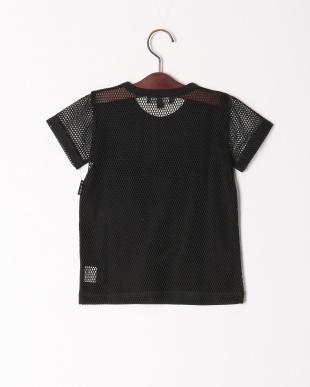 ブラック ST69 E TS キッズ エトワールメッシュTシャツを見る