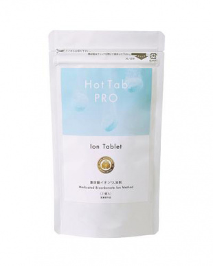 Hot Tab Pro 21錠入り/重炭酸Bioスパークリングシャワーを見る