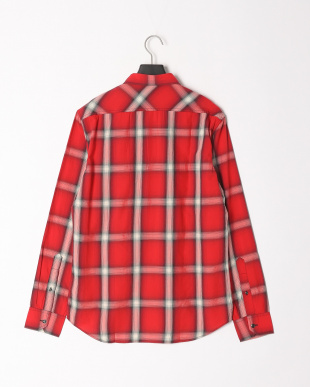 RED/WHITE/BLACK CHECK シャツを見る