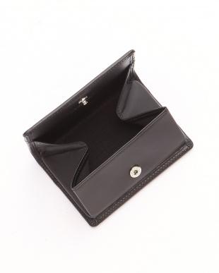 ブラック トーナルクレストブリッジチェック コインケースを見る