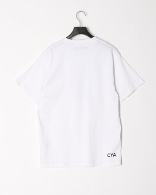ホワイト CYA Collaboration with KISS ROCK T-SHIRTを見る